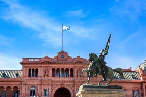 Office of the President of Argentina (Casa Rosada)