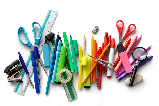 istock Office: Office Supplies 523898545