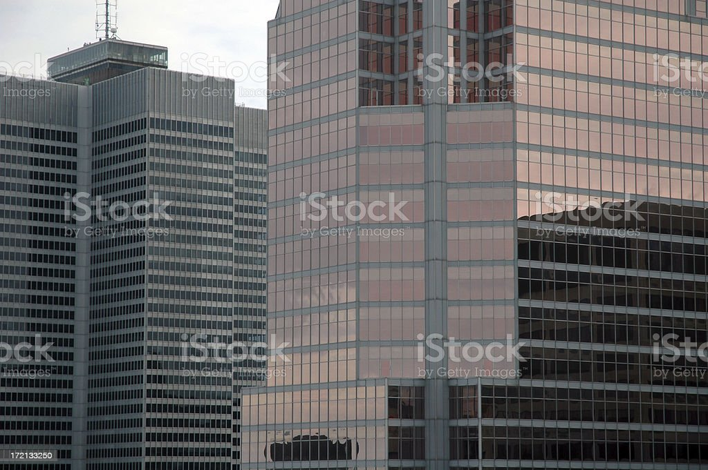 Office... old and new royalty-free stock photo