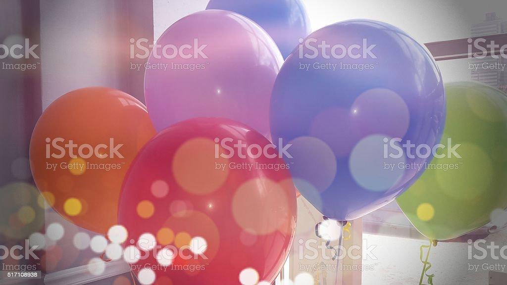 Büro Partei Ballons – Foto