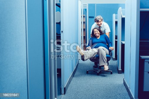 istock Office Party 166231641