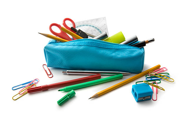 Office: Pencil Case More Photos like this here... school supplies stock pictures, royalty-free photos & images
