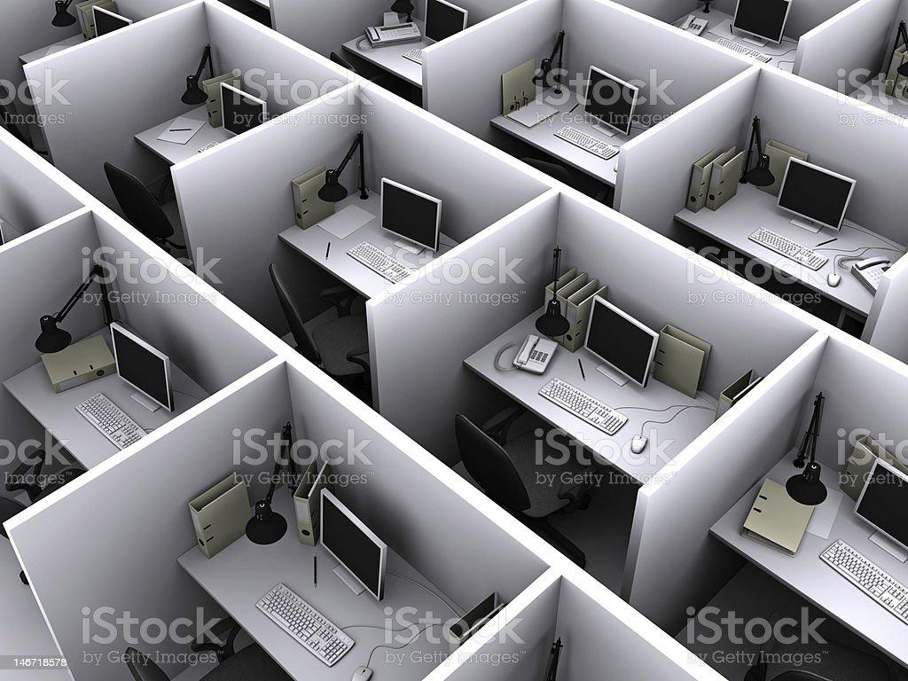 Офис - Стоковые фото Архивная папка роялти-фри