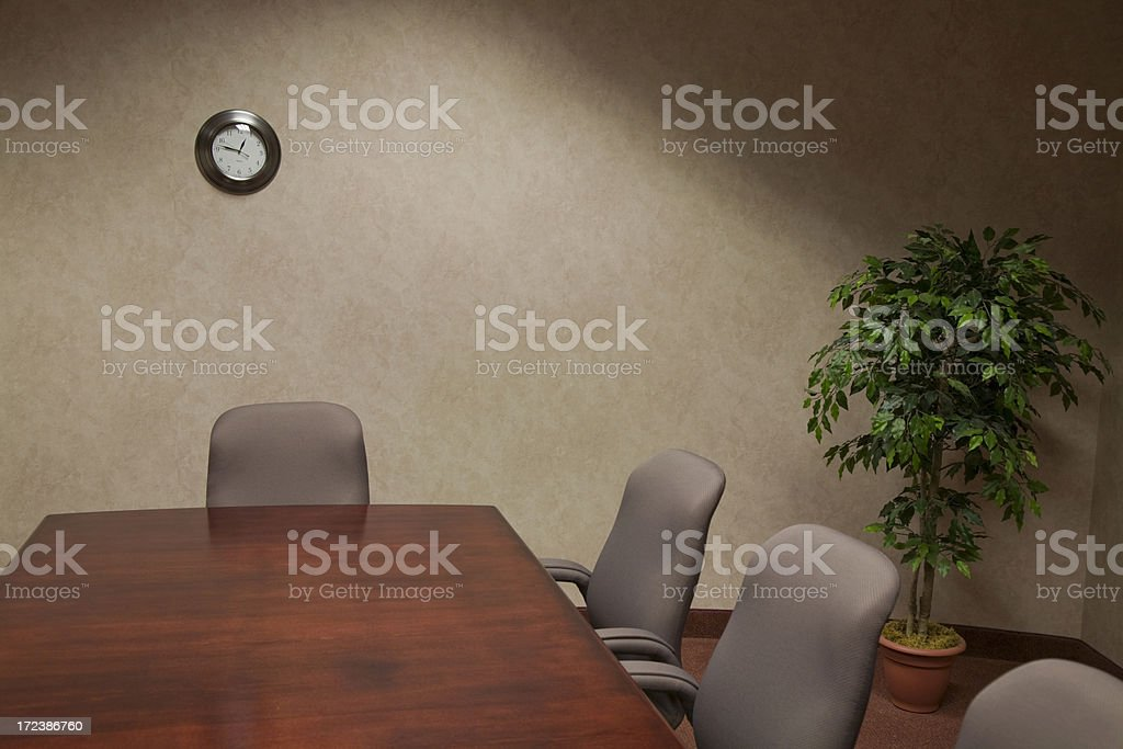 Office Plant royalty-free stock photo