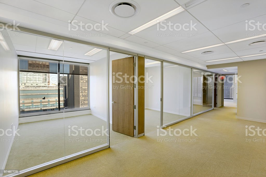 Office real estate royalty-free stock photo