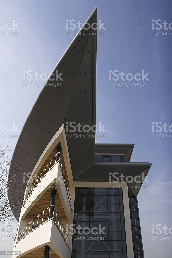 Office Roof royalty-free stock photo