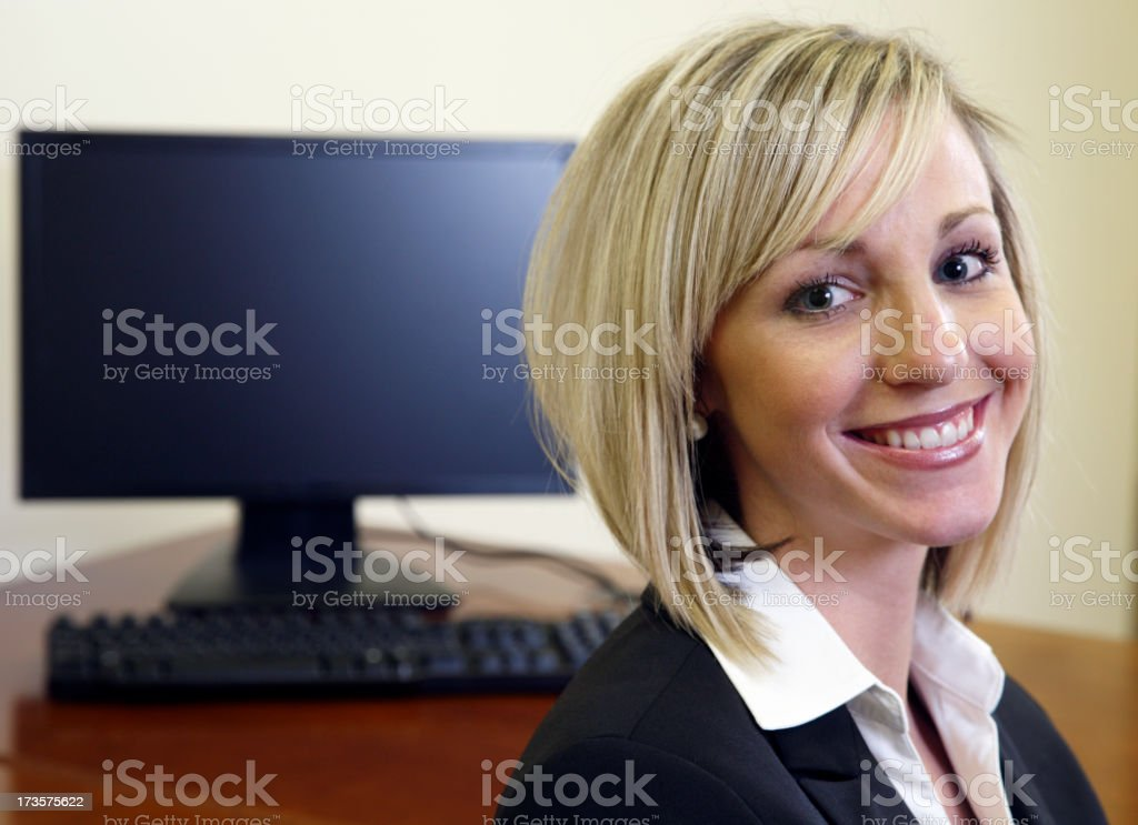 Office Series stock photo