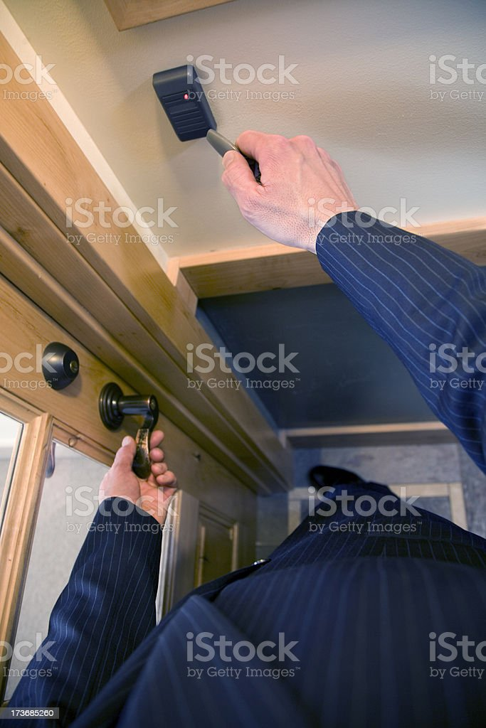 Office Series royalty-free stock photo