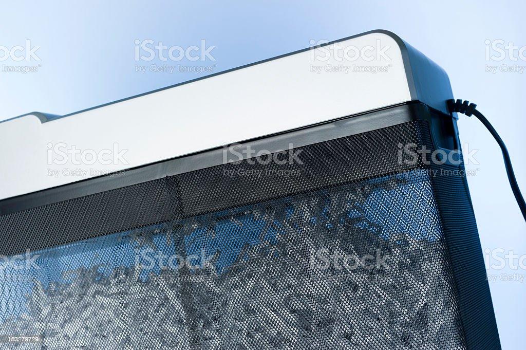 office shredder stock photo