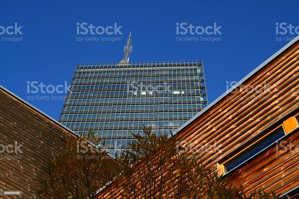 Office Skyscraper royalty-free stock photo