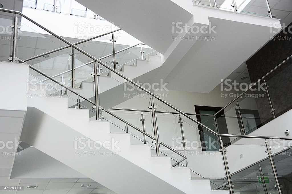 office stairs royalty-free stock photo