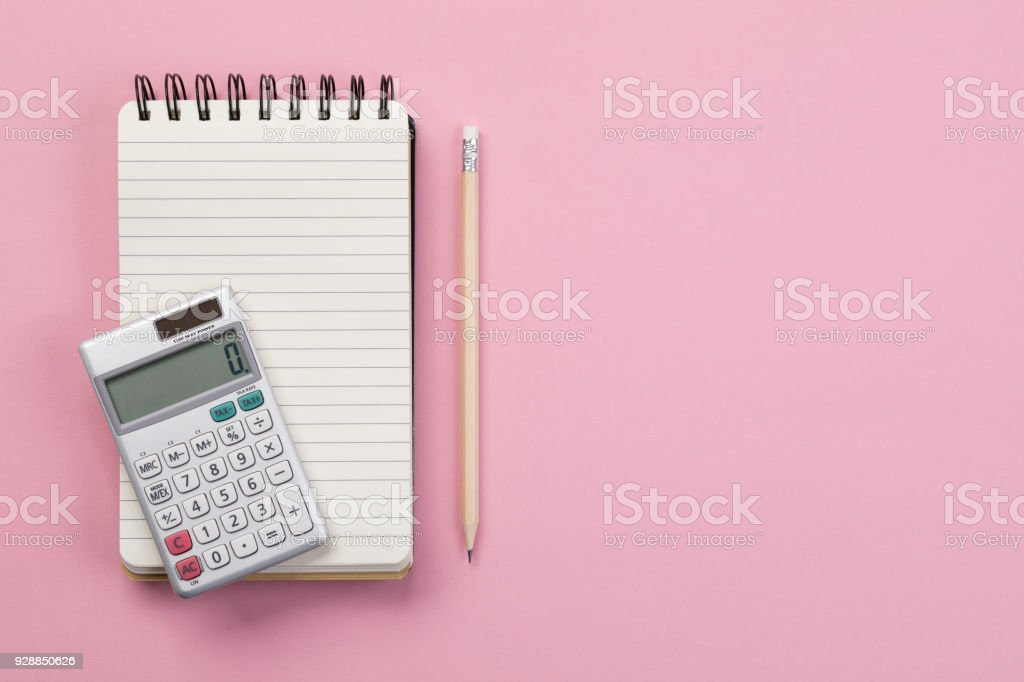 Office Supply - Concept stock photo