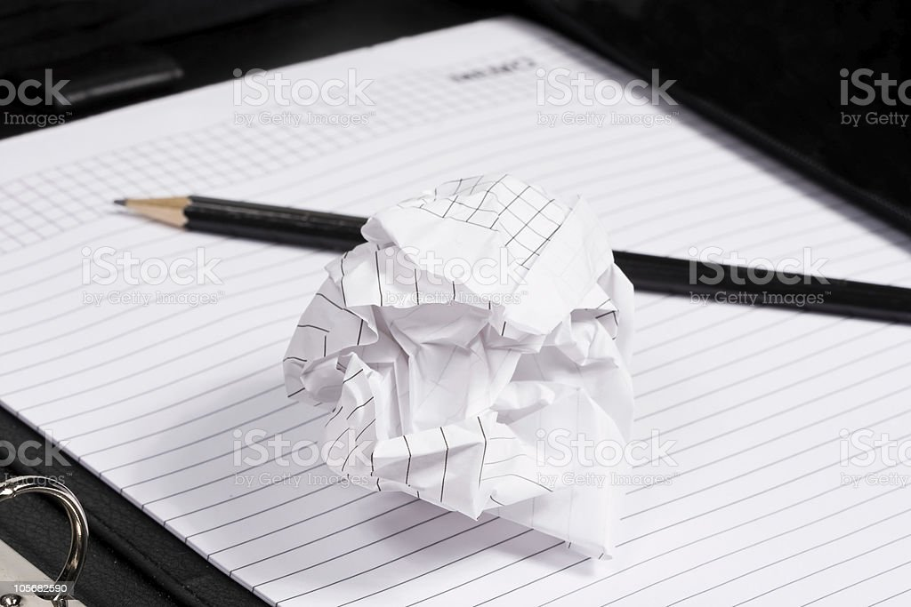Office supply royalty-free stock photo