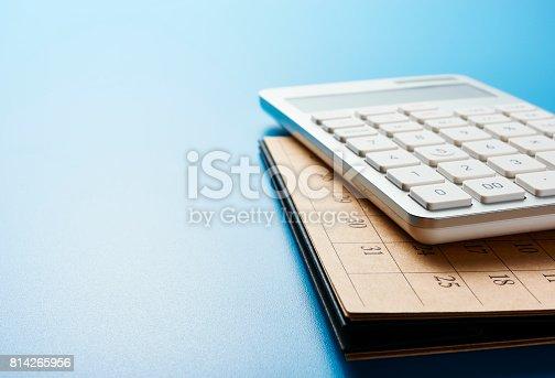istock Office supply. 814265956
