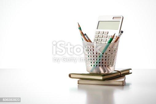 istock Office supply. 836383820