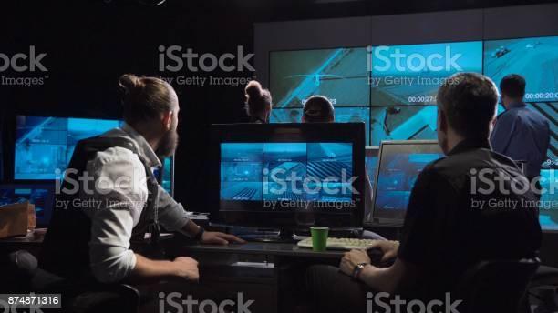 Office surveillance team picture id874871316?b=1&k=6&m=874871316&s=612x612&h=p vsuqepe4pskdq1vtyhieaqdqw4bqraz6elfgiphkk=