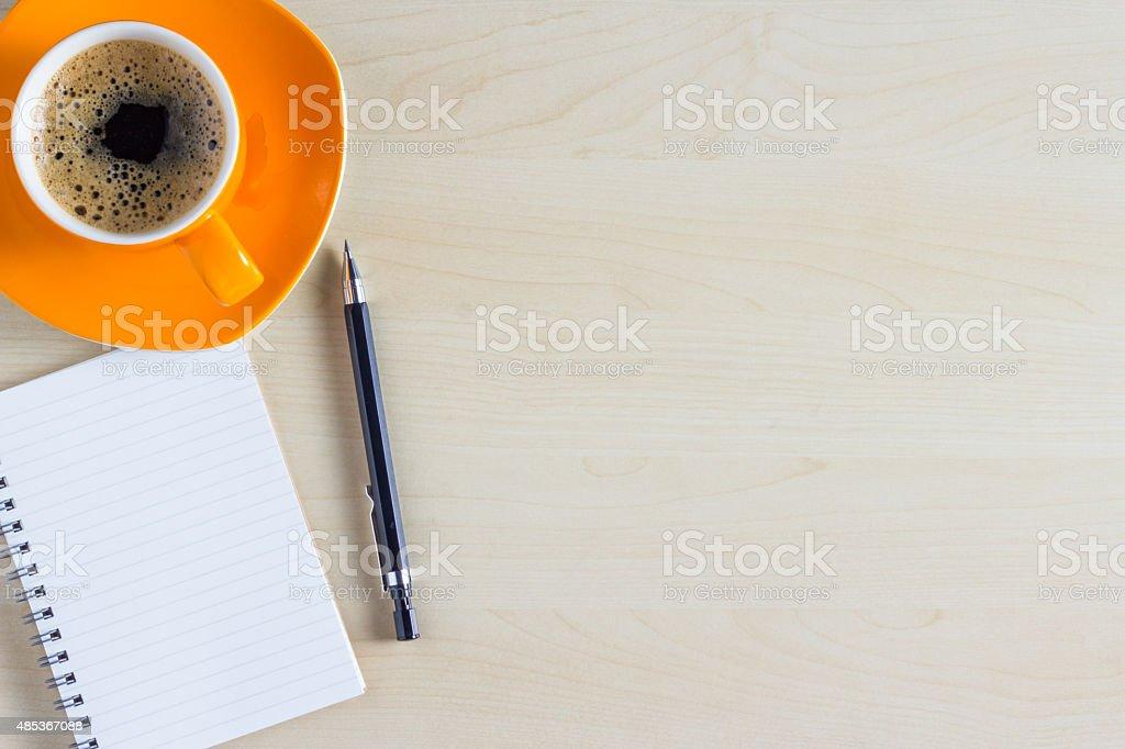 Büro-Tisch – Foto