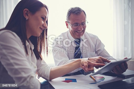 672116416istockphoto Office team 546761634