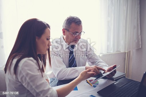 672116416istockphoto Office team working 546176108