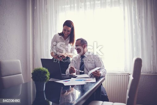 672116416istockphoto Office teamwork 540206480