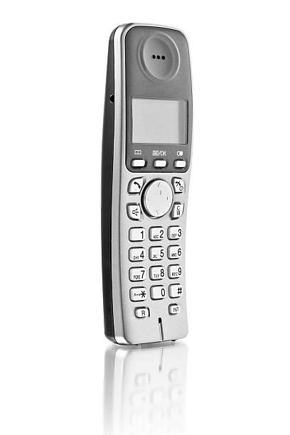 office telephone  cordless phone stock pictures, royalty-free photos & images