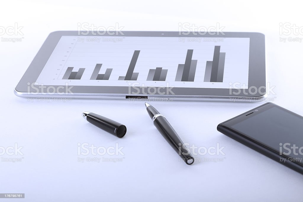 office tools XII royalty-free stock photo