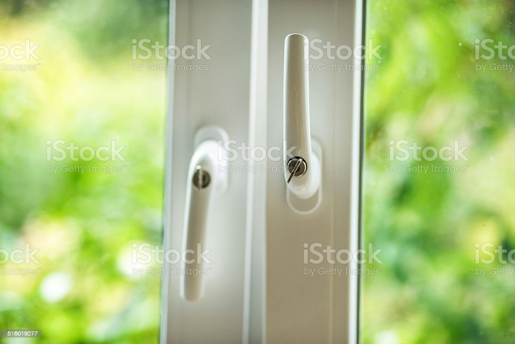 Locked windows