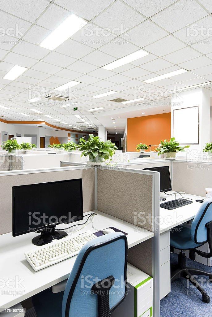 Büro Arbeitsplatz – Foto