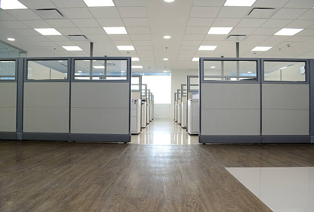Offices. stock photo