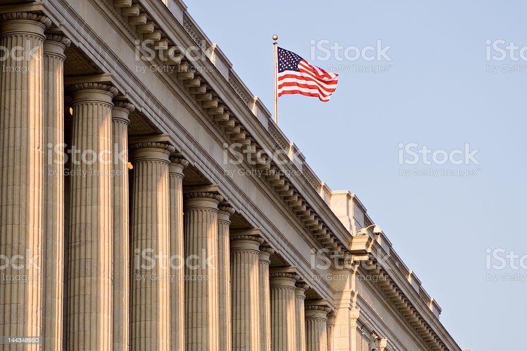 Official Washington 3 stock photo