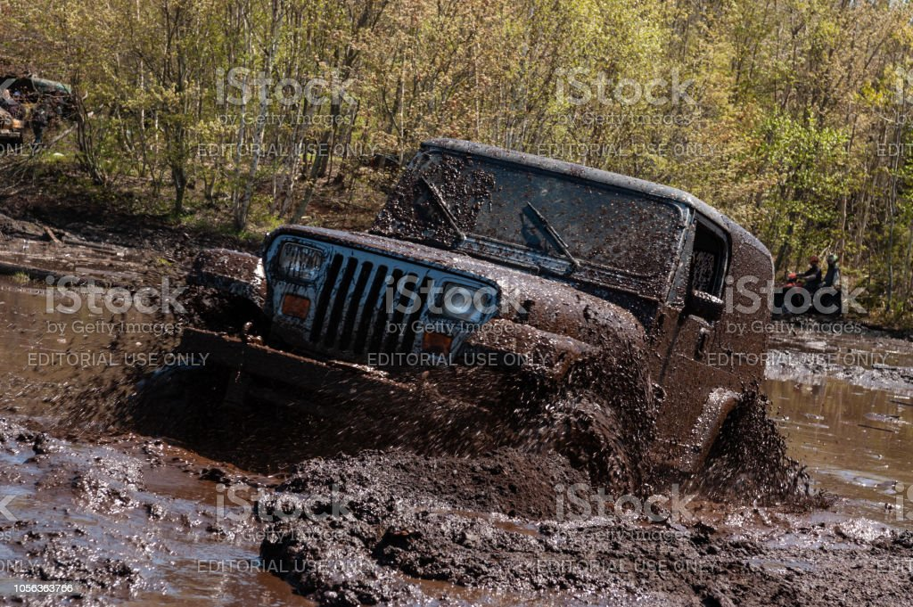 Offroad Adventure Stock Photo - Download Image Now - iStock