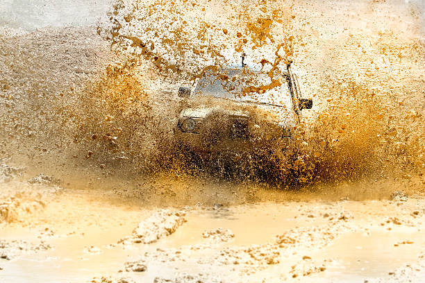 Offroad stock photo