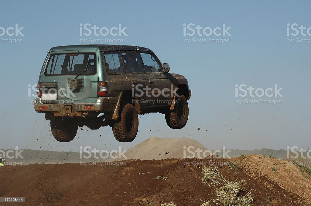 offroad racing stock photo