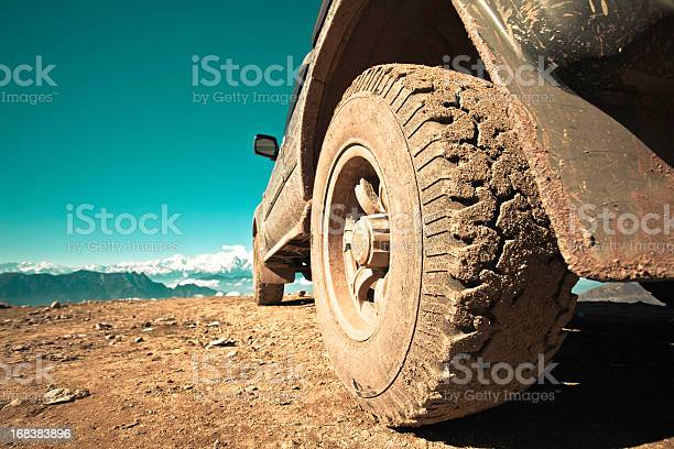 Photo of off-road vehicle