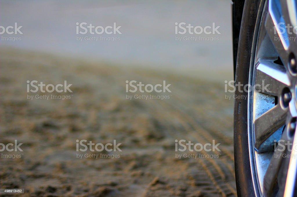 Offroading stock photo