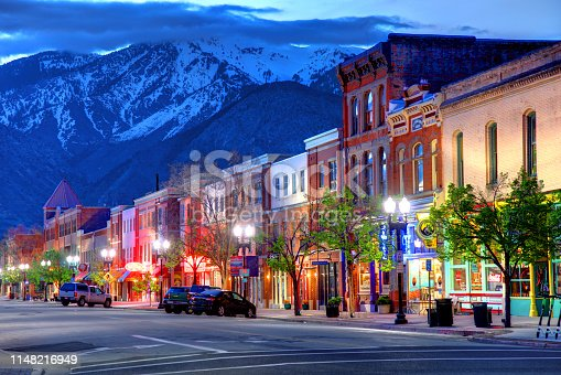 Ogden is a city and the county seat of Weber County, Utah, United States, approximately 10 miles east of the Great Salt Lake