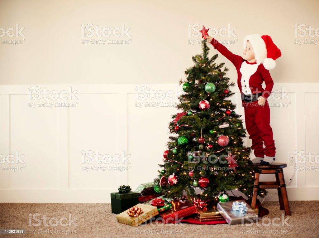 Arbre de Noël dans l'Ohio - Photo