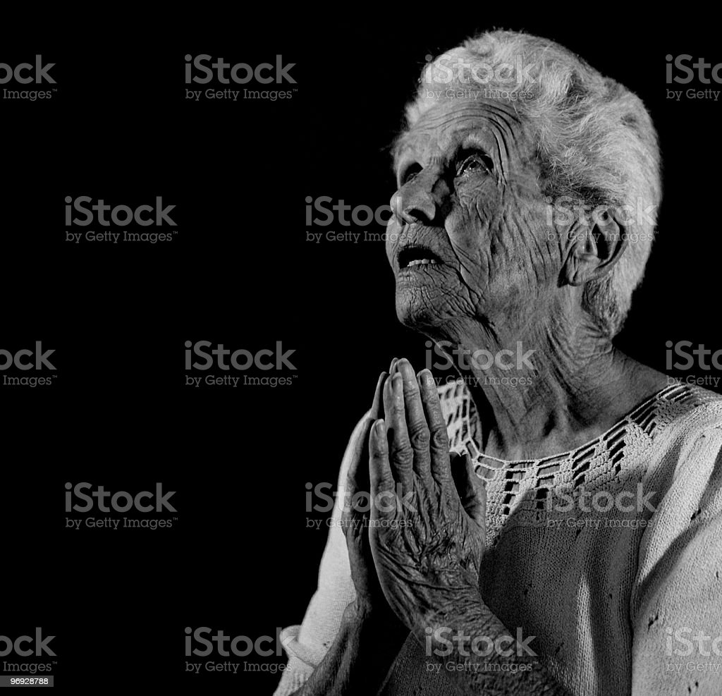 Oh Heavenly Lord royalty-free stock photo