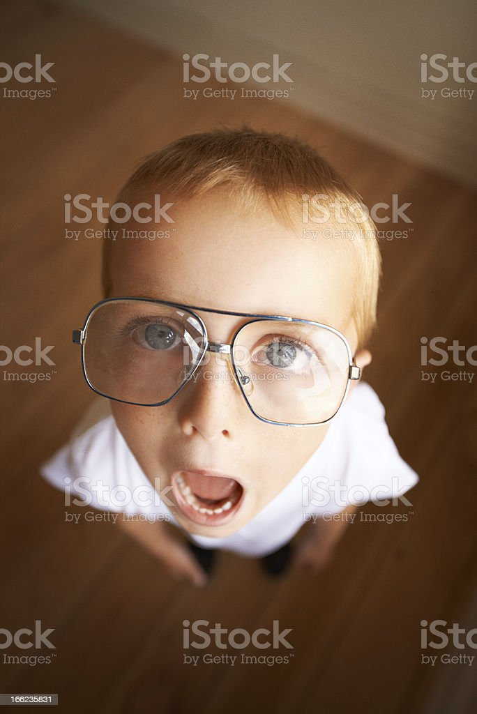 Oh. My. Word. royalty-free stock photo