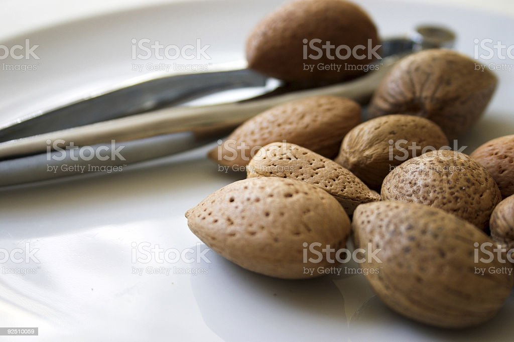 Oh nuts..! royalty-free stock photo