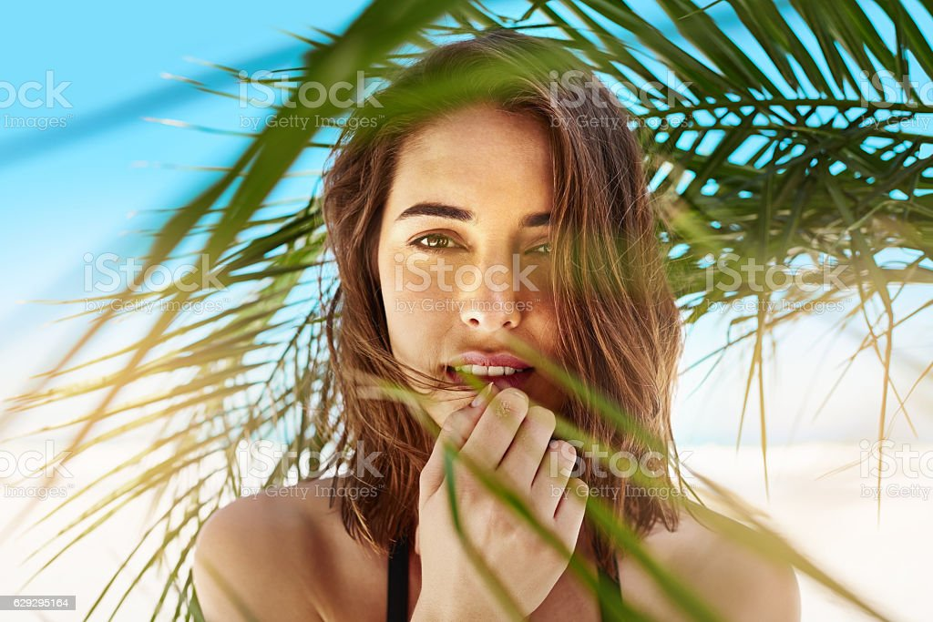 Oh what a beautiful summer stock photo