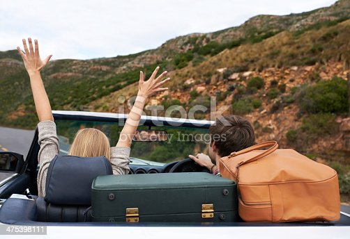 istock Oh yeah! Hitting the open road 475398111
