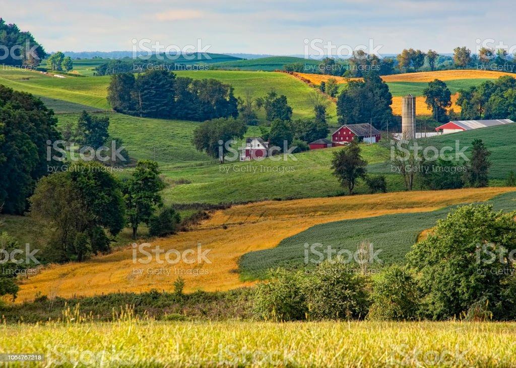 Ohio kırsal - Royalty-free ABD Stok görsel