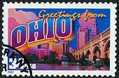 Ohio Stamp