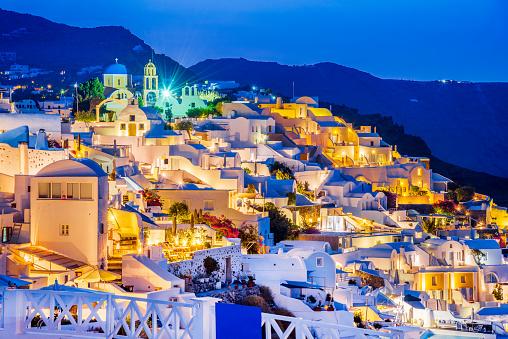 이아 그리스 산토리니 0명에 대한 스톡 사진 및 기타 이미지