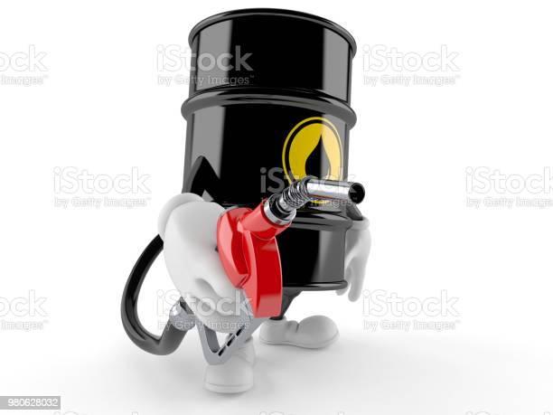 Oil barrel character holding gasoline nozzle picture id980628032?b=1&k=6&m=980628032&s=612x612&h=bmgqm4 kok9w8z7v7d5d25jt3hyj5w2hqzvueluuo4c=