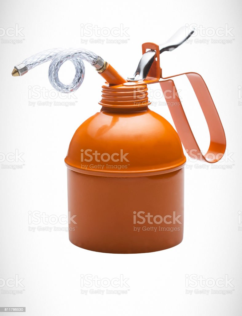 oil can stock photo