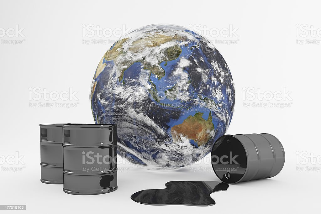 Oil Concept stock photo