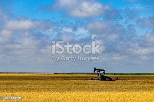 Oil drill outstanding in its field