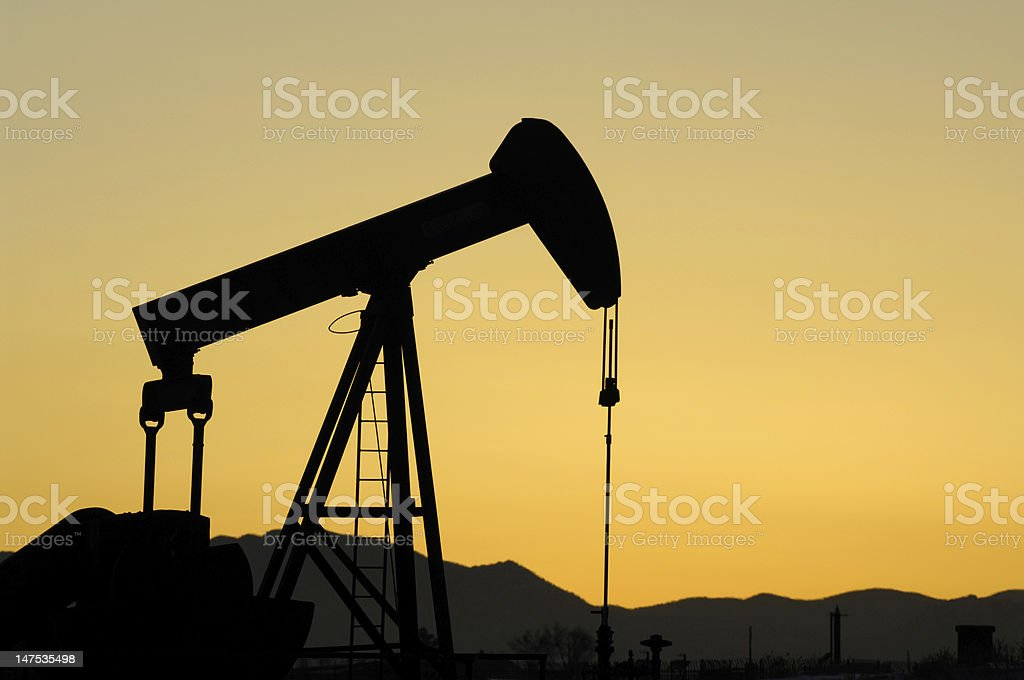 Oil & Gas Industry stock photo